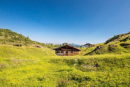 Вайдринг, Австрия: Steinplatte c)Kitzbüheler Alpen Pillerseetal