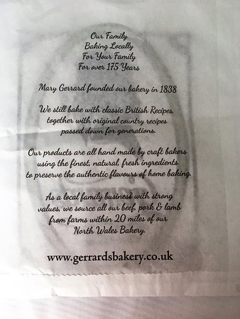 Gerrards Confectioners: Gerrards