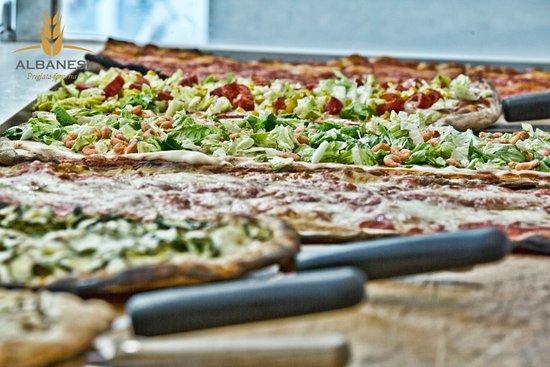 Fiano Romano, Italien: Uno dei nostri fiori all'occhiello, la pizza.