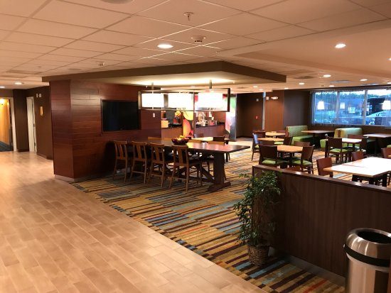 Chillicothe, Οχάιο: New & Still Sparkling Marriott Fairfield Inn