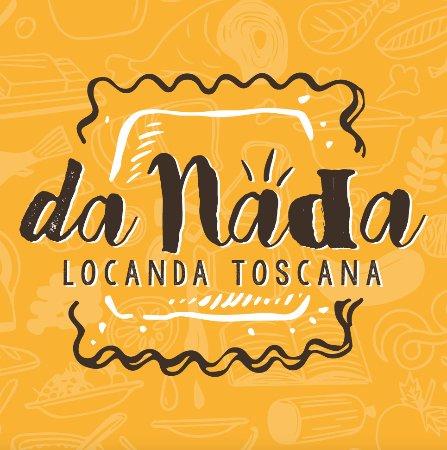 Roccatederighi, Italia: Il logo di Da Nada