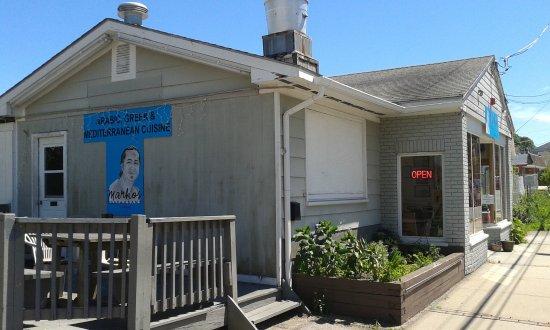 Markos Restaurant Narragansett Rhode Island