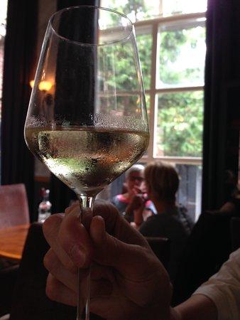 Dokkum, The Netherlands: Zeer lekker wijntje