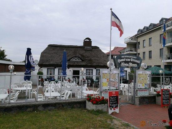 Restaurant Haus am Strand Fehmarn Restaurant