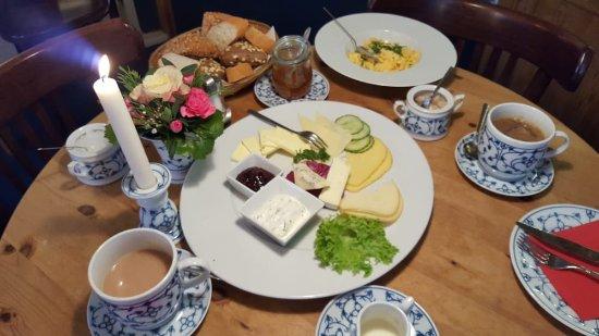 Frühstück Bild Von Teestübchen Im Schnoor Bremen Tripadvisor
