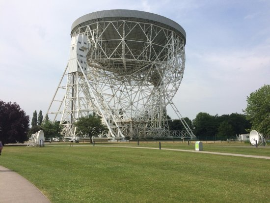Macclesfield, UK: The Lovell Telescope