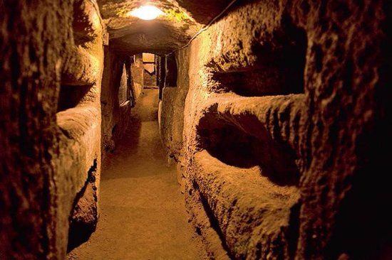 Catacombe di San Callisto