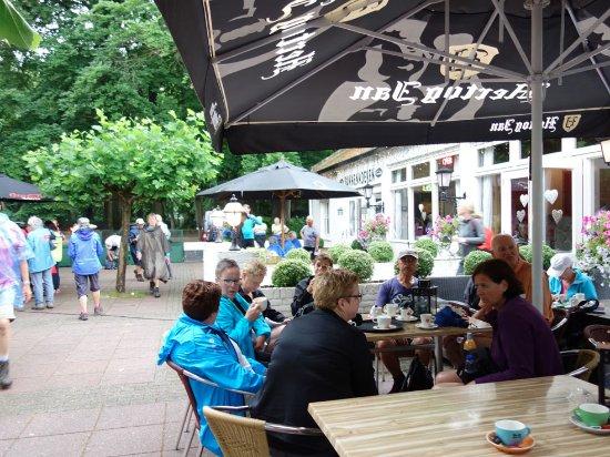 Naarden, Nederland: wandelvierdaagse