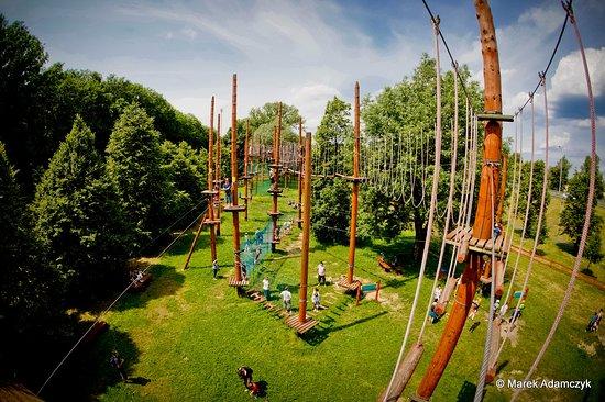 Park Linowy Bielany
