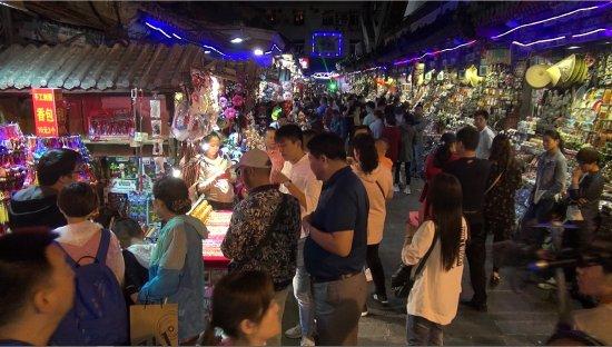 Wangfujing Street : The Snack Street