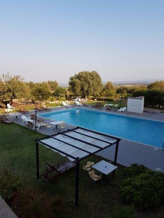 Solarino, İtalya: Pool