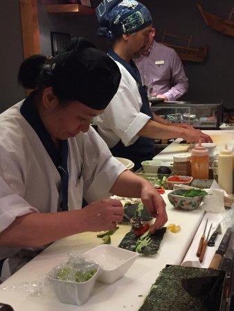 Samurai Sushi Bar and Restaurant : photo1.jpg