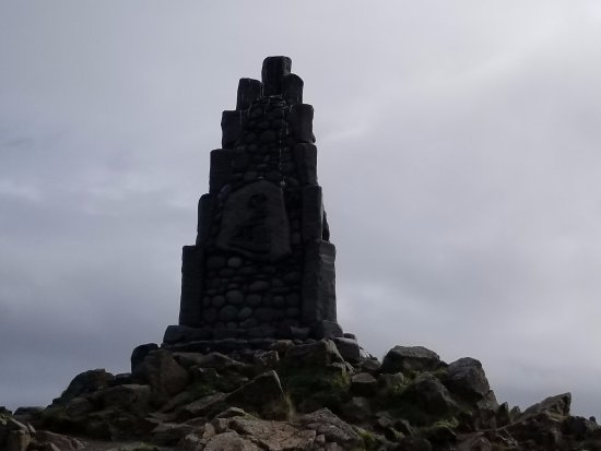 Skagafjordur, Исландия: Stephanson Monument