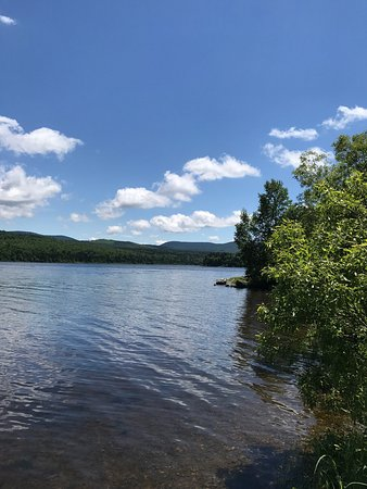 Some of the beauty of Pittsburgh, NH on the Connecticut lakes.
