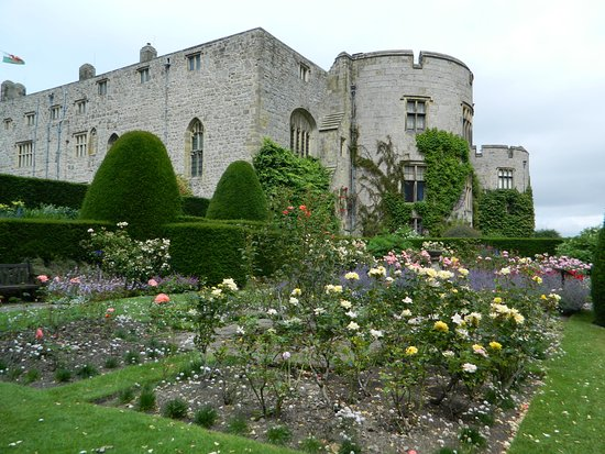 Chirk, UK: Castle and grounds