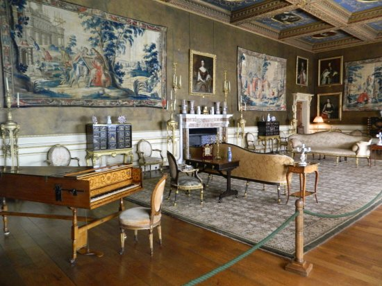 Chirk, UK: one of the rooms