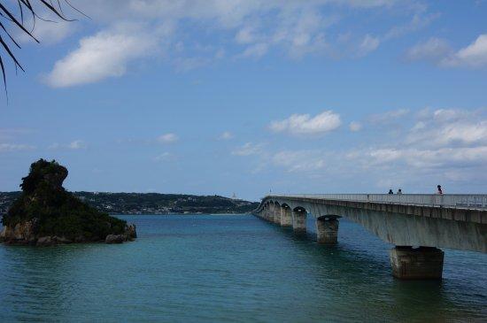 Nakijin-son, Japan: 古宇利大橋