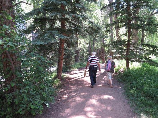 Telluride, CO: San Miguel River Trail