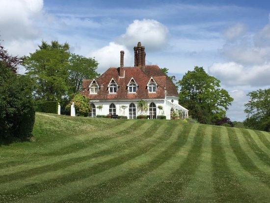 Stockbridge, UK: Houghton Lodge House