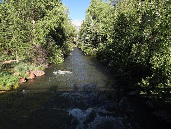 Telluride, CO: San Miguel River