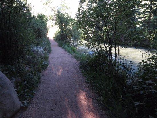 Telluride, Kolorado: San Miguel River Trail