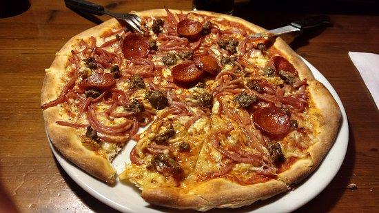Hjorring, Denmark: The Sergio Pizza