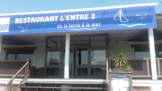 Saint-Jean-de-Vedas, Prancis: Restaurant l'Entre 2