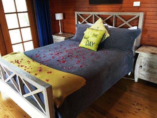 Vacy, ออสเตรเลีย: Jabiru bedroom