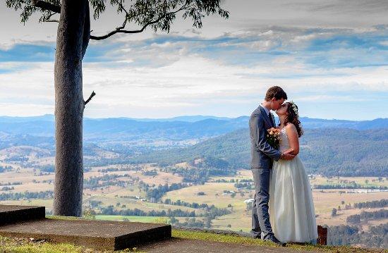 Vacy, Australia: Elopement wedding in Wonga