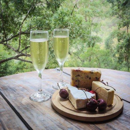 Vacy, Australia: Kirawa dining room