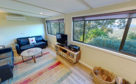 Vacy, Australia: Peta loungeroom