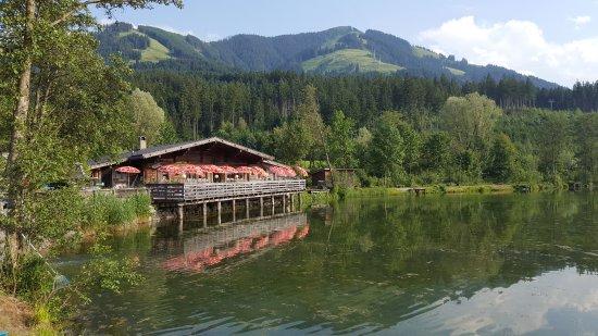 Brixen im Thale, Austria: Lage des Ficherstadl