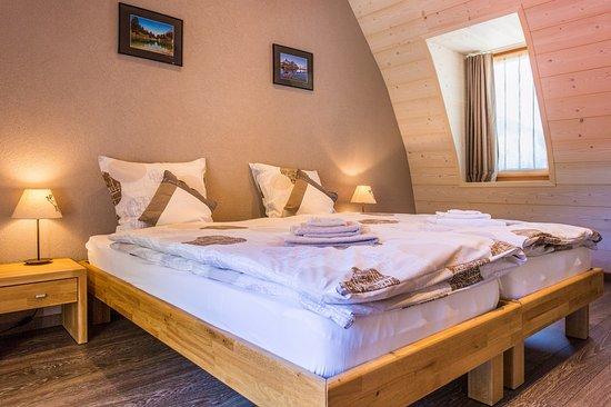 Evolene, Sveits: Chambre