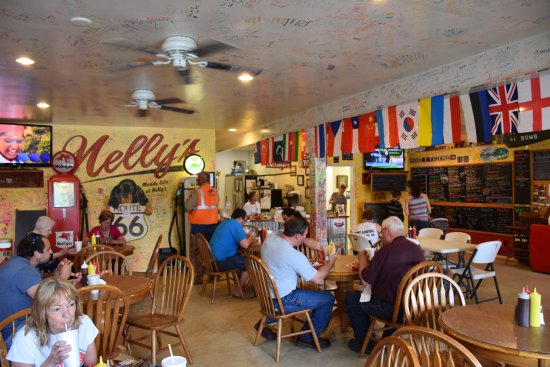 Wilmington, IL: Nelly's on Route 66