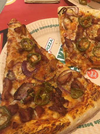 New york pizza coupons amsterdam