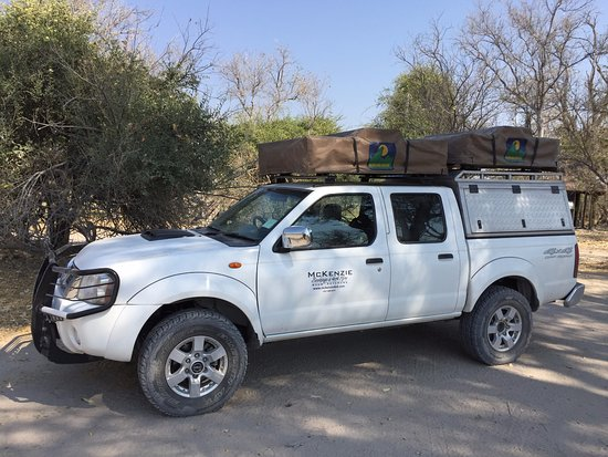 Maun, Botswana: Fully kitted for your self drive travel