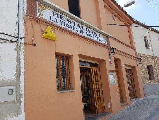 Sant Pere Molanta, Spain: Restaurant