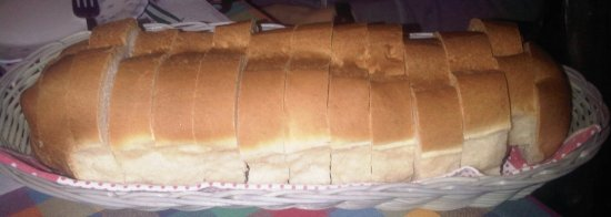 Fiumicello, Ιταλία: il pane