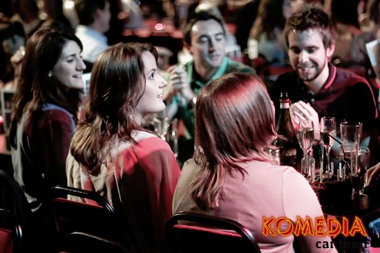 Komedia Bath: The very best in comedy and live events