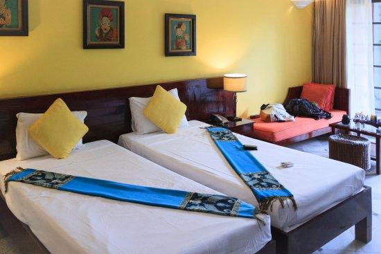 Тихий и чистый отель