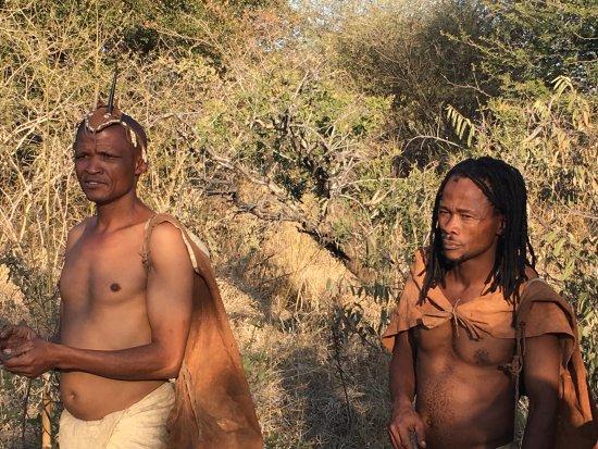 Foto de Reserva de Fauna del Kalahari Central