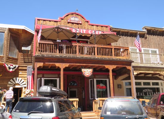 Ridgway, CO: True Grit Cafe