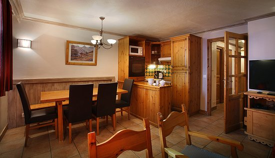 Residence Chalets des Neiges Hermine: appartements