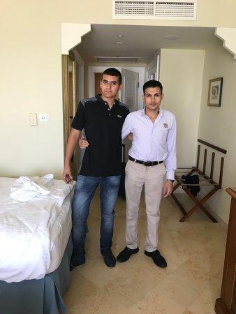Movenpick Resort & Residences Aqaba: with the best housekeeper hani