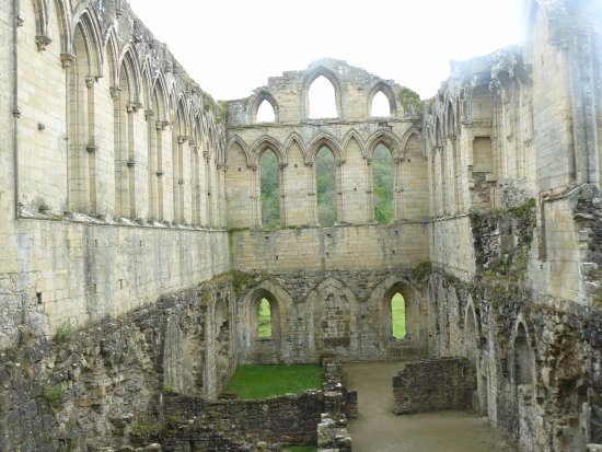 Helmsley, UK: Monks Frater, Upper Level.  (This was originally one of the finest such in England.