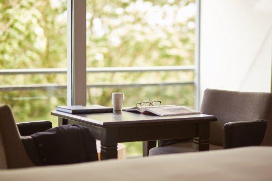 Zwijndrecht, Holandia: Detail hotelkamers Van der Valk Hotel ARA