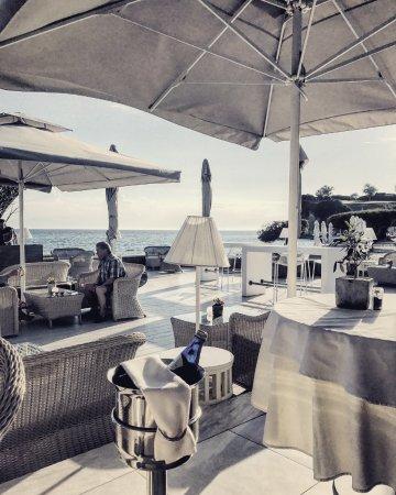 Porto Sani: Ammos restaurant