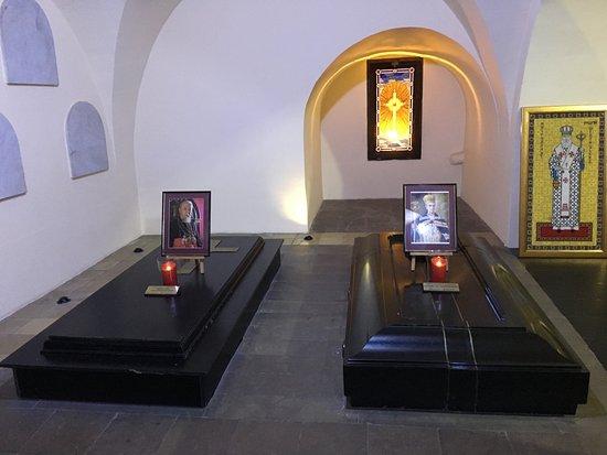 St.Yura Cathedral: Krypta
