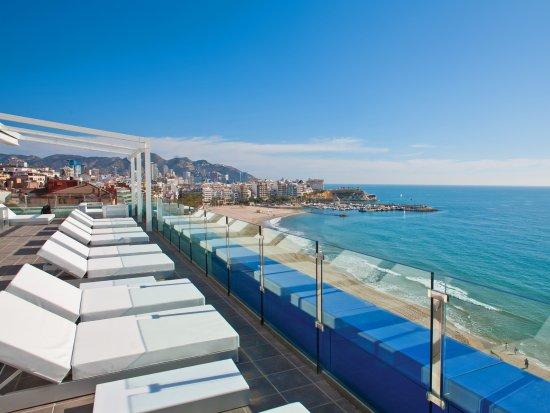 Villa Del Mar Hotel, hoteles en Benidorm