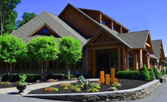 Swiftwater, Pensilvanya: desaki Restaurant exterior